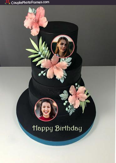 birthday-double-photo-frame-cake