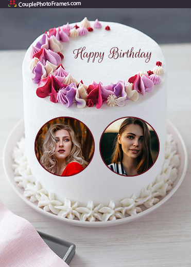 photofunia-cake-editing-double-photo-frame